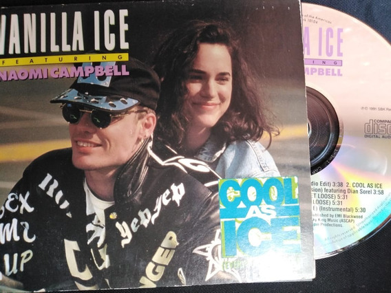 Vanilla Ice Feat. Naomi Campbell - Cool As Ice