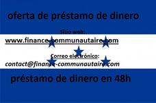 Ofrecer Préstamo De Dinero En 48 Horas.