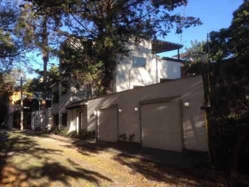 Casa En Venta, Col. San Angel Inn, Alvaro Obregon, Cdmx
