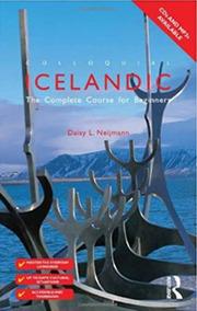 Colloquial Icelandic (aprenda Islandês!)