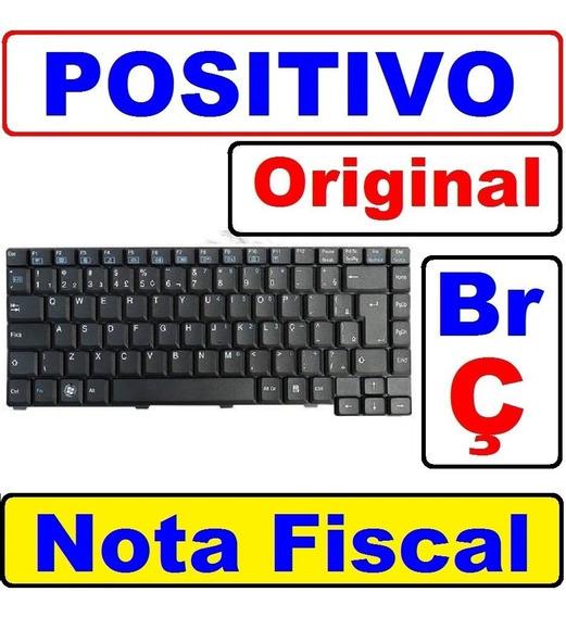 Teclado De Reposição 6-80-m55g0-334-1 Preto P/ Notebook C/nf