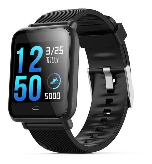 Smartwatch Q9 A Prueba De Agua Monitor Fitness