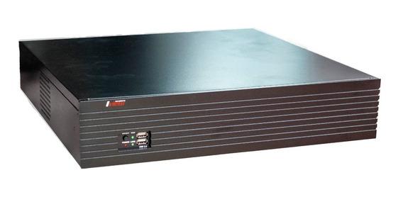 Dvr Servidor 32 Canales 1080p Nvr Ptz Pentahibrido 8 Disco