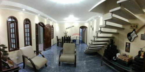 Imagem 1 de 18 de Sobrado Com 3 Dormitórios À Venda Por R$ 750.000,00 - São Miguel Paulista - São Paulo/sp - So0060
