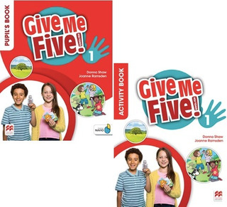 Give Me Five 1 - Pupil´s And Activity Book - Macmillan