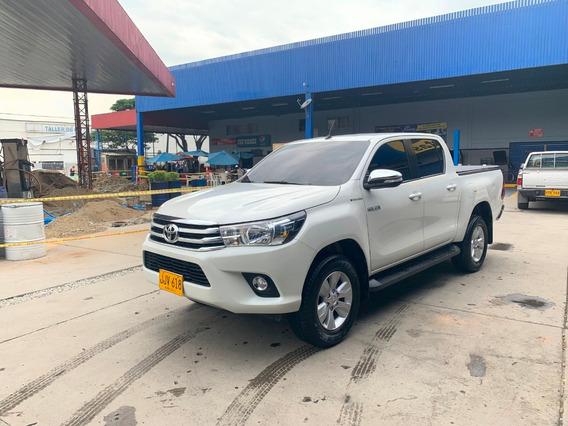 Toyota Hilux 2018 Fe Automatica Diesel 4x4