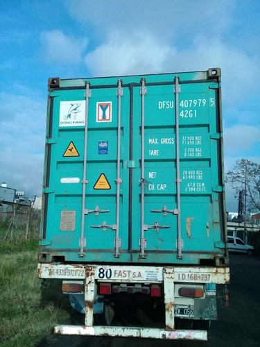 Container Contenedores Maritimo Usado 20' / 40' Santa Cruz
