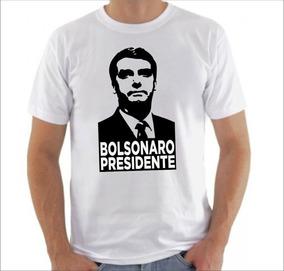 Camisas Bolsonaro 2018