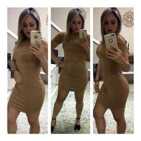 Vestido Midi Tuibinho Juju Panicat Moda Feminina Outono 2019