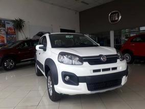 Fiat Uno Way 40mil Y Cuotas Tomo Tu Auto Usado V