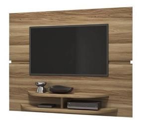 Painel P/ Tv Até 50 Em Mdp - Dj Móveis Sala - Frete Grátis
