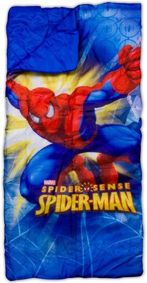 Bolsa De Dormir 239 Spiderman Marvel