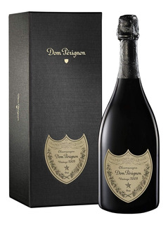 Champagne Frances Dom Perignon Añada 2009 Importado D Franci