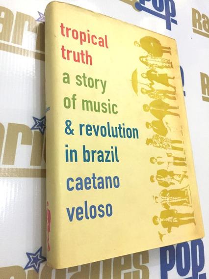 Livro Verdade Tropical Em Inglês, Caetano Veloso