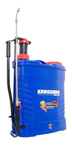 Pulverizador Elétrico 2 Em 1 Kawashima Bateria 12v Recarregá
