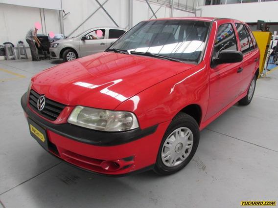 Volkswagen Gol Plus Mt 1000cc 5p