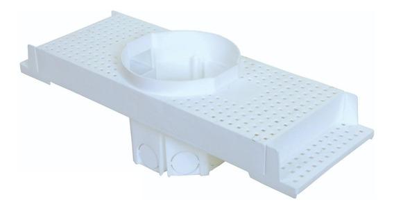 Caixa Embutir Spot Led P/ Laje Plafon 7w Par20 Plasled 12 Un
