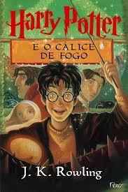 Harry Potter E O Cálice De Fogo - Livro