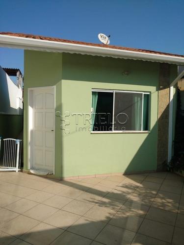 Casa A Venda Com 2 Dormitorios (1 Suite) E 2 Vagas No Residencial Colinas - Mogi Das Cruzes - V-3227