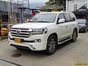 Toyota Lc200 White Edición