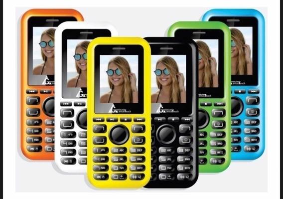 Celular Genius G7 Libre Dual Sim Camara Mp3 Radio Teclado