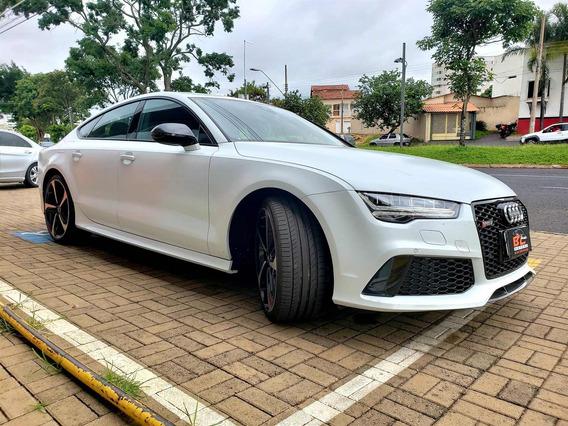 Audi Rs7 4.0 Sportback V8 Bi Turbo Gasolina 4p Automático