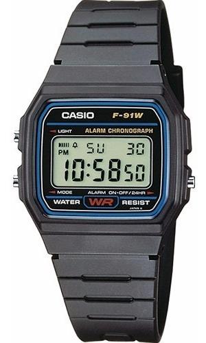Reloj Casio F-91w Retro Envio Gratis |watchito|