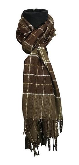 Bufanda Con Diseño Escoces Mujer Rex