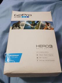 Câmera Gopro Hero 3 White Edition + Cartão De Memória 32gb