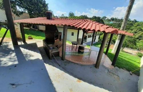 Imagem 1 de 20 de Chácara Com 3 Dormitórios À Venda, 7600 M² Por R$ 742.000,00 - Chácaras Casemiro - Suzano/sp - Ch0625