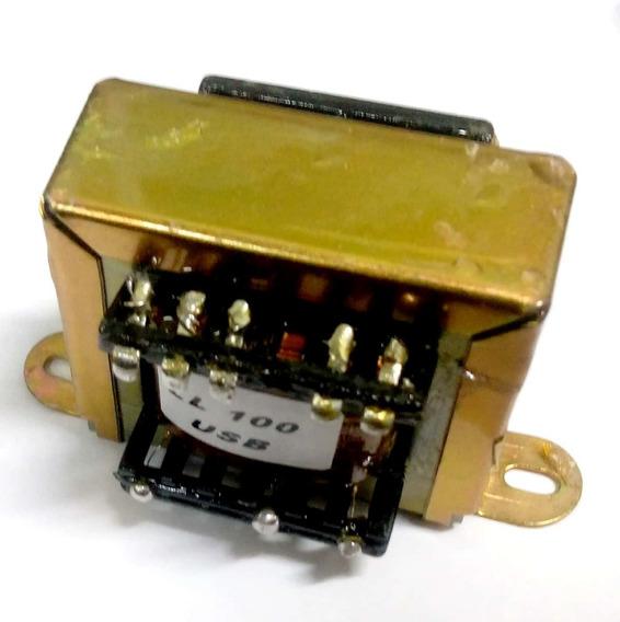 Transformador Caixa Amplificada Ll Audio Stone 150 Lx40 Usb