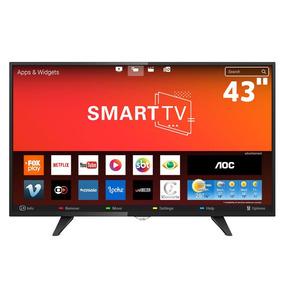 Smarttv Led 43 Aoc Le43s5970 Miracast App Gallery Integrado