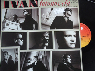 Ivan - Fotonovela · Chapter (2) - Italo Disco - Holland