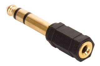 Adaptador De 3,5 Mm A 6,3 Mm Estéreo De | 252-160
