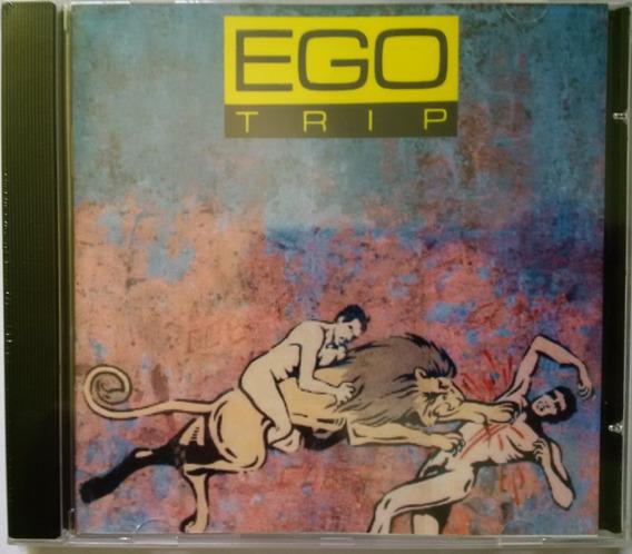 Cd Egotrip (1987) Raro, Original E Lacrado