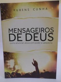 Livro Mensageiros De Deus Como Anunciar Jesus Com Sabedoria