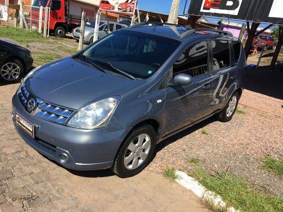 Nissan Livina 1.8 Sl 16v Flex 4p Automático