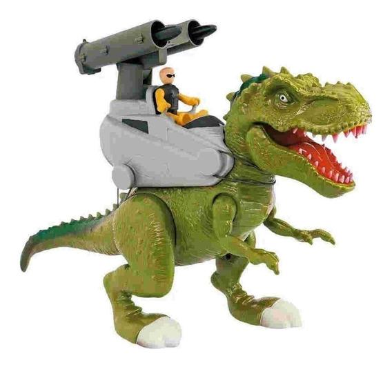Dinossauro Grande Menino Com Luz Som Brinquedo Grande Rex
