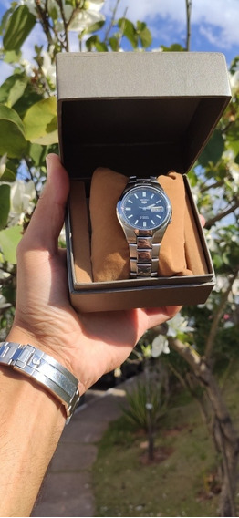 Relógio Seiko Original Comprado No Japão