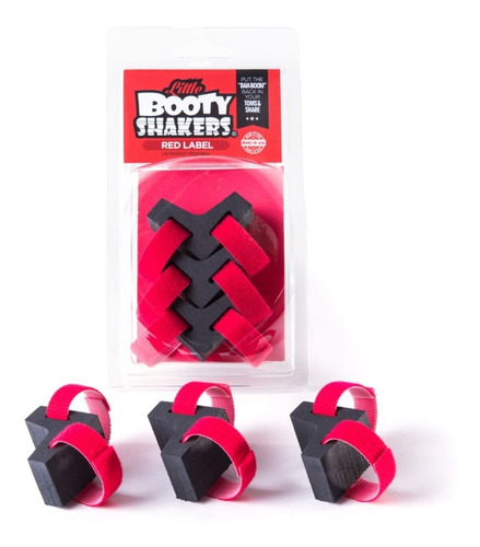Imagen 1 de 4 de Little Booty Shakers Snare Drum & Tom Isolation Mounts