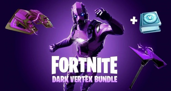 Fortnite Skin Dark Vertex + 2000 V Bucks