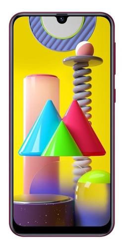 Samsung Galaxy M31 Dual SIM 128 GB rojo 6 GB RAM