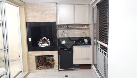 Apartamento 4 Dorms - 2 Suítes - 142m² - Ao Lado Do Shop Santana Parque - Lauzane - 267-im386897