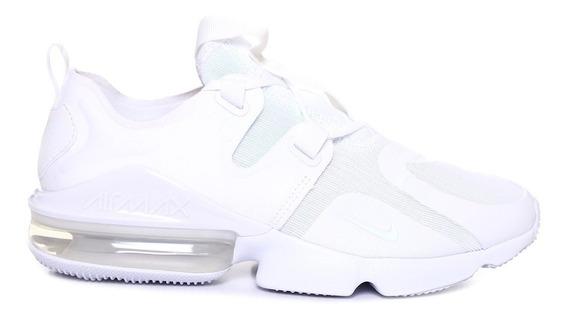 Tenis Nike Air Max Infinity Blanco Bq4284 100