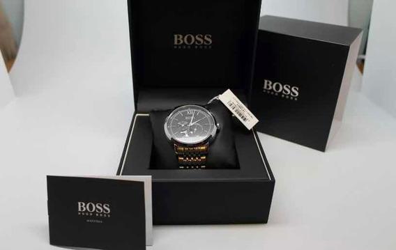 Reloj Hugo Boss Signature Automático Metal