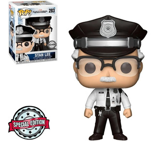 Funko Pop Stan Lee 283 The Winter Soldier Magic4ever
