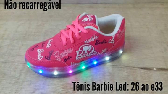 Tenis Barbie Led