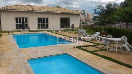 Imagem 1 de 30 de Apartamento Com 2 Dormitórios À Venda, 60 M² Por R$ 270.000 - Vila Industrial - Campinas/sp - Ap3260
