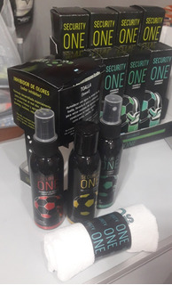 Kit Para Guantes De Arquero Security One 4 Productos