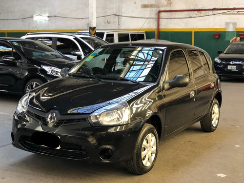 Renault Clio 1.2 Mio Confort Abs Abcp 2015